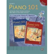 Alfred's Piano 101 Teacher's Handbook, Bk 1 & 2 by E Lancaster