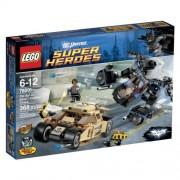 LEGO 76001 kit de figura de juguete para niños - kits de figuras de juguete para niños (Multicolor)