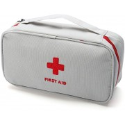 Shopo Travel First Aid Oraganizer Bag(White)