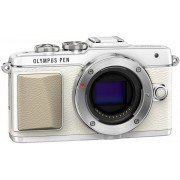 Aparat Foto Mirrorless Olympus E-PL7 Body (Alb), Filmare Full HD, 16.1MP