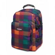 "EASTPAK PROVIDER Checkbook Orange Rucsac Laptop 15"""