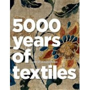 5000 Years of Textiles by Senior Fellow at the Council of Foreign Relations Jennifer Harris