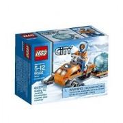 Lego City Arctic Snowmobile 60032 Building Toy