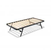 > Rete ortopedica a doghe pieghevole salvaspazio80 x 190 cm (singolo)