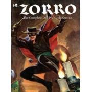 Zorro: The Complete Dell Pre-Code Comics by Johnston McCulley