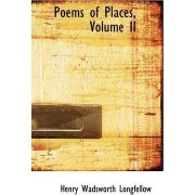 Poems of Places, Volume II by Henry Wadsworth Longfellow