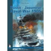 Russo-Japanese Naval War 1905: v. 2 by Piotr Olender