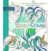 Love Like an Ocean: Coloring Journal