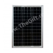 Panou fotovoltaic monocristalin 80W