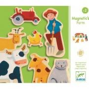 Joc creativ magnetic - Ferma