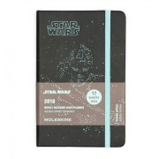 Moleskine Limited Edition Star Wars, 12 Month Weekly Planner, Pocket, Rey (3.5 X 5.5)