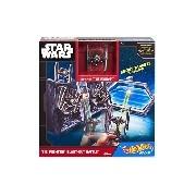 Hot Wheels Star Wars Tie fighter űrcsata