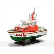 Revell 05214 - Seenotrettungsboot Walter Rose/Verena Kit di Modello in Plastica, Scala 1:72