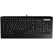 Tastatura Gaming SteelSeries Apex Raw Iluminata (Alb)