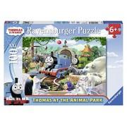 Ravensburger Thomas & Friends Thomas at The Animal Park Puzzle (100 Piece) by Ravensburger