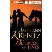 Between the Lines by Jayne Ann Krentz