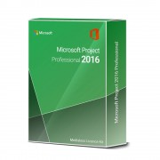 Microsoft Project 2016 Professional 1PC Vollversion Product-Key Code Download Link