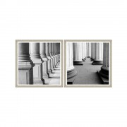 Set tablouri CATHEDRAL COLONNADE I&II