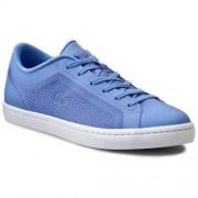 Sneakersy LACOSTE - Straightset 116 4 7-31SPW0074125 Blu
