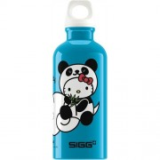 SIGG Drinkfles Hello Kitty Panda blauw 0.4L