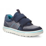 Pantofi baieti ECCO Glyder cu arici (Albastri / Marine)