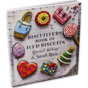 Biscuiteers Book of Iced Biscuits by Harriet Hastings