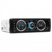 Auna MD-180 Auto-rádio VHF RDS USB SD MP3 AUX Design