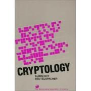 Cryptology by Albrecht Beutelspacher