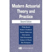 Modern Actuarial Theory and Practice by Philip Booth