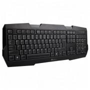 Tastatura gaming Genesis RX22 USB Black