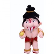 LORD GANESHA BIG SIZE PINK COLOR WITH MODAK IN ITS HAND FOR YOU .