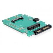 Delock Converter SATA 22 pin > mSATA 61881