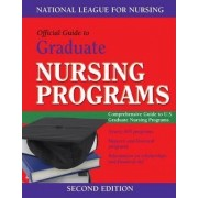 Guide to Graduate Nursing Programs by NLN - National League for Nursing