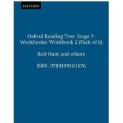 Oxford Reading Tree: Level 7: Workbooks: Workbook 2 by Jenny Ackland