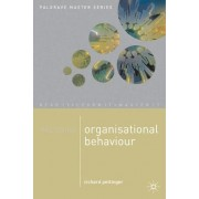 Mastering Organisational Behaviour by Richard Pettinger