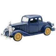 1933 Chevrolet Two Passenger 5 Window Coupe 1:32 Scale by Newray