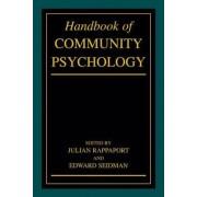 Handbook of Community Psychology by Julian Rappaport