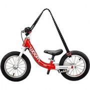WOOM BIKES USA Balance Bike Carrier - Hands Frei Red/Black