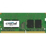 Crucial 16GB Single DDR4 2400 MT/s (PC4-19200) DR x8 Unbuffered SODIMM 260-Pin Memory - CT16G4SFD824A
