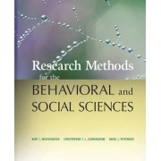Research Methods for the Behavioral and Social Sciences by Bart L. Weathington