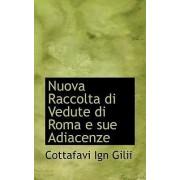 Nuova Raccolta Di Vedute Di Roma E Sue Adiacenze by Cottafavi Ign Gilii
