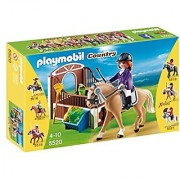 PLAYMOBIL Show Horse with Stall Set
