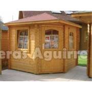 Caseta de jardin Turia A