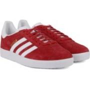 Adidas Originals GAZELLE Sneakers(Red, White)