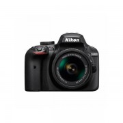 Aparat foto DSLR Nikon D3400 24.2 Mpx Kit AF-P 18-55mm VR Black