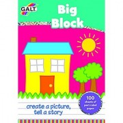 Galt Toys Inc Big Block A4 Sheets