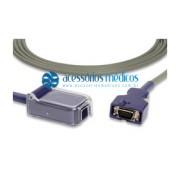 PRÉ-CABO SPO2 COMPATÍVEL Nellcor® Oxi DOC-10 - Registro Anvisa 80787710010 - NQA-AD033