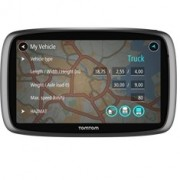 """Gps Tomtom Trucker 5000 Europa 45 Para Camiones 5"""" Mapas Gratis Toda La Vida"""