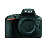 Nikon D5500 DX-format Digital SLR Body (Black) with card and D-SLR BAG