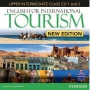 English for International Tourism Upper Intermediate Class CD by Peter Strutt